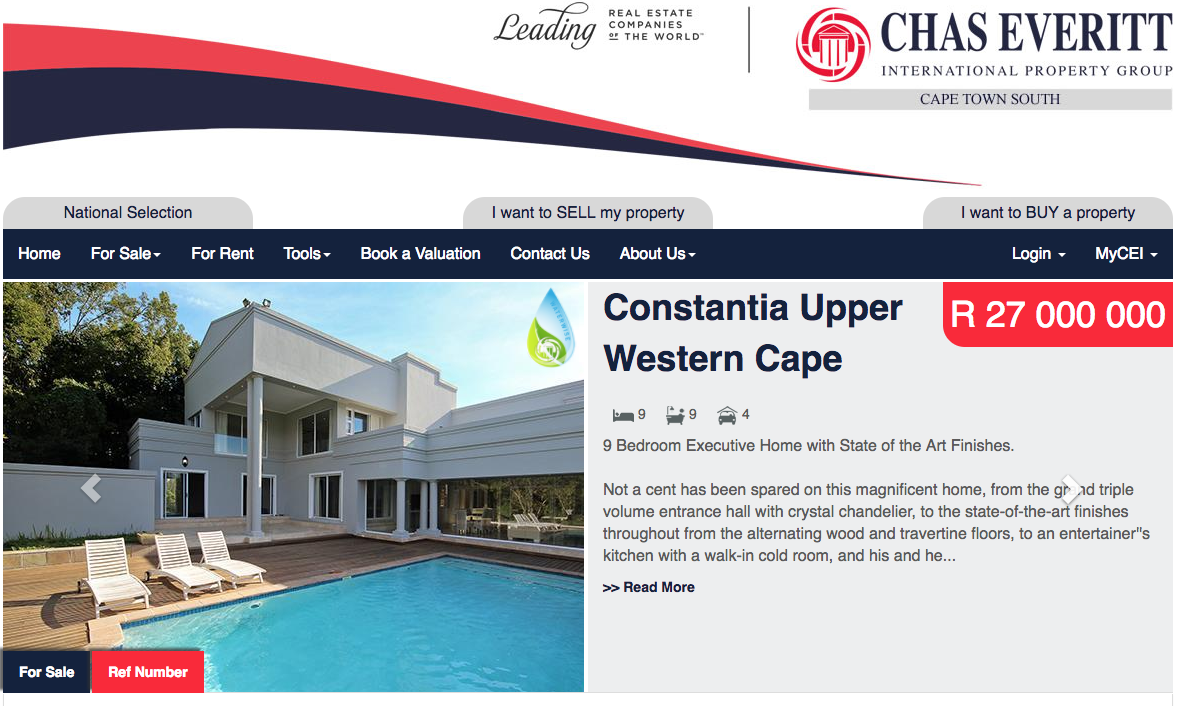 Waterwise properties highlighted in marketing initiative