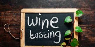 Complimentary wine tasting – Vineyard Hotel