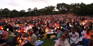 Christmas Carols at Kirstenbosch
