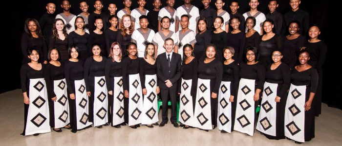 South African Youth Choir @ Norval Foundation